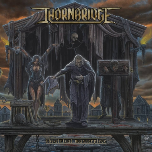 "THORNBRIDGE  ""Theatrical Masterpiece""  (Power Metal - FEV 2019) Thorn10"