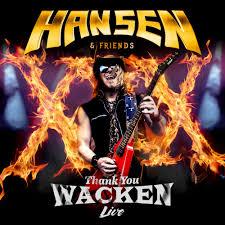 KAI HANSEN & Friends  Thank You Wacken  ( Sorti en 2017)  Tzolzo10