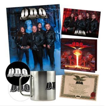 UDO Steel factory (2018) Heavy Metal ALLEMAGNE Udo20110