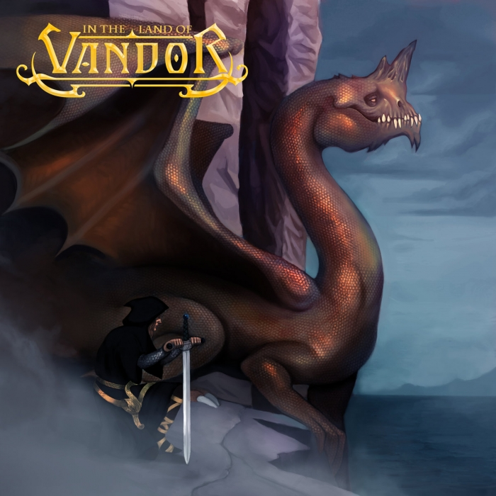 "VANDOR  ""In The Land Of Vandor"" (Power Metal - JAN 2019) Vandor10"