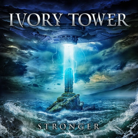 "IVORY TOWER  ""Stronger""  (Metal Prog - AOUT 2019) Yvory10"
