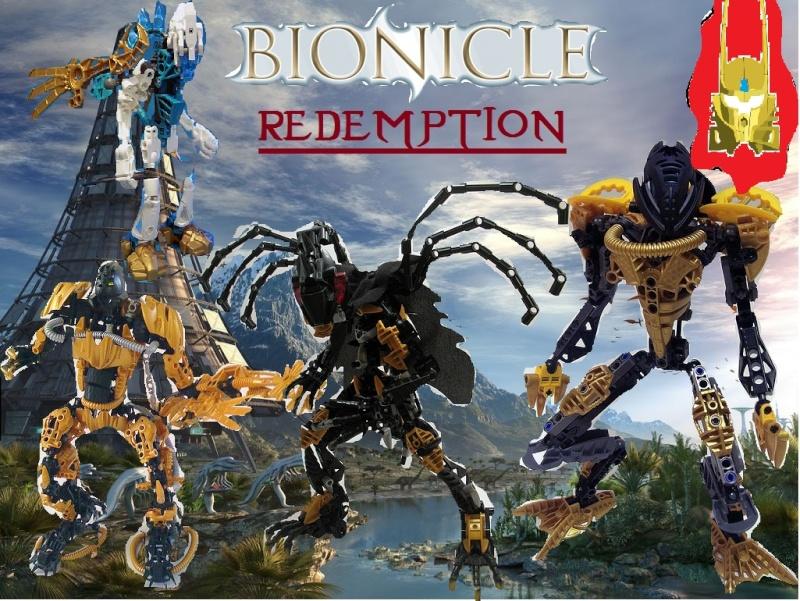 [Blog] Essai de fonds d'écran Bionic14