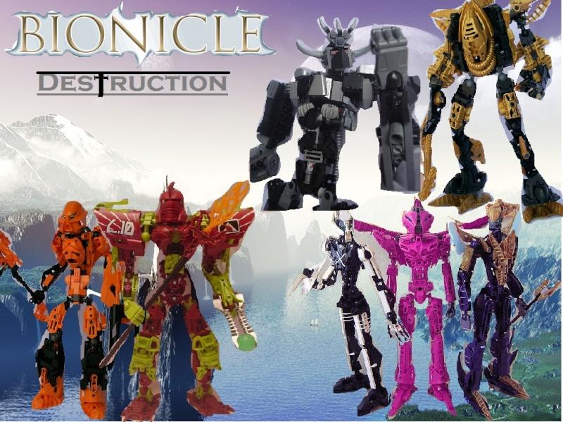 [Blog] Essai de fonds d'écran Bionic15