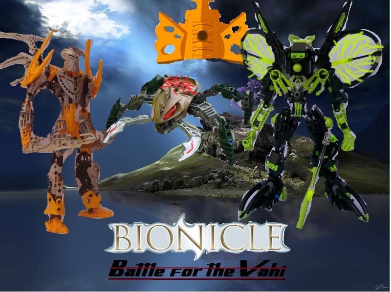 [Blog] Essai de fonds d'écran Bionic16
