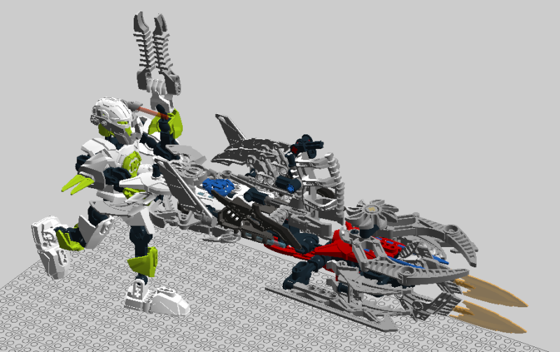 [MOC] Collaboration: HERO Factory Want YOU - Page 2 Garry_12