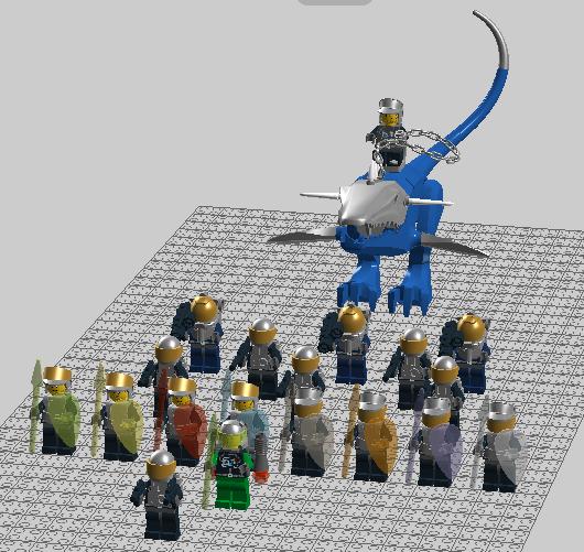 [MOC] Vos création LDD Guerre10