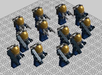 [MOC] Vos création LDD Marine10