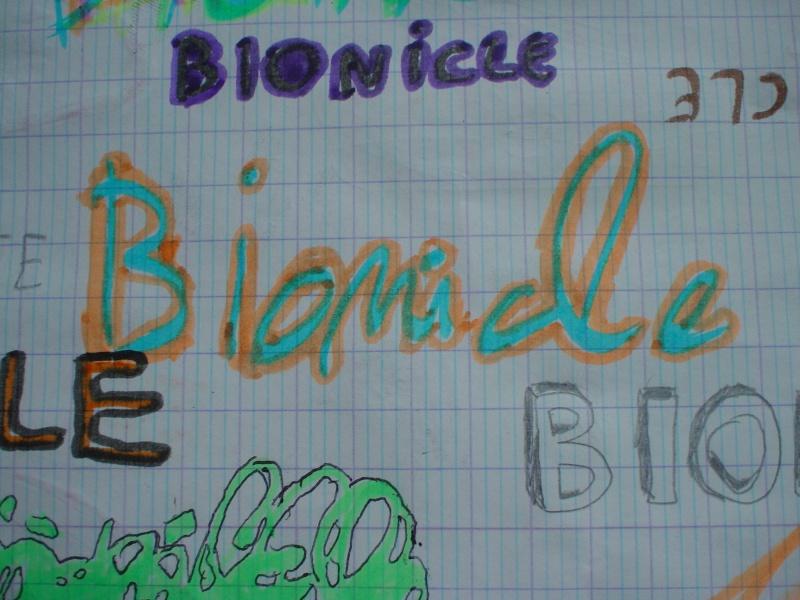 [Fan-Art] Logo Bionicle San_4710