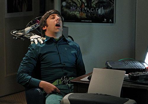 The Big Bang Theory: la meilleure comédie depuis Friends?  - Page 2 Feelin11