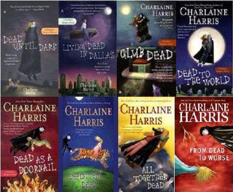 Charlaine Harris et les Sookie Stackhouse Mysteries Sookie10