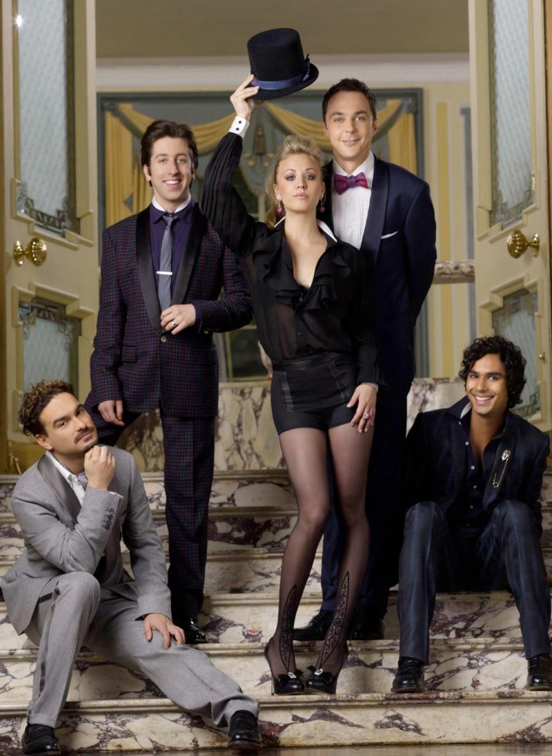 The Big Bang Theory: la meilleure comédie depuis Friends?  The-bi10