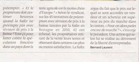 La Safer Et Preemption