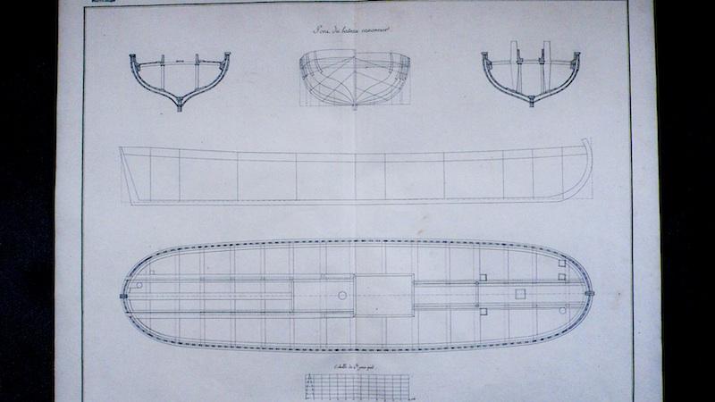 Bateau Canonnier de 2ème espèce 20071010