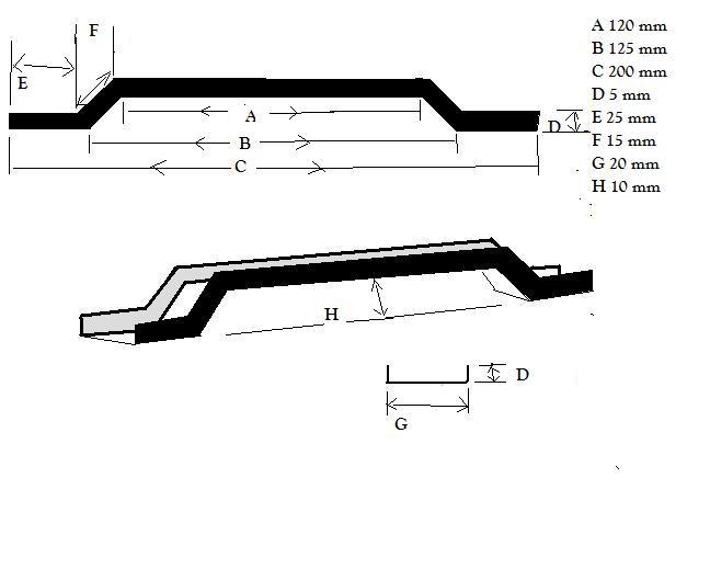 fixation d'accoudoir (poignée interieur) Armres11