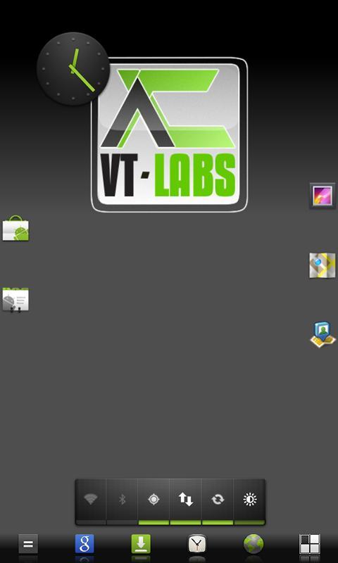 [LAUNCHER] VTL.LAUNCHER : Interface alternative optimisée pour tablette [Payant] Vtl110