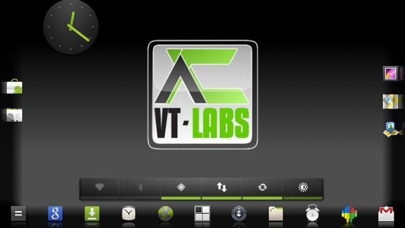 [LAUNCHER] VTL.LAUNCHER : Interface alternative optimisée pour tablette [Payant] Vtl210