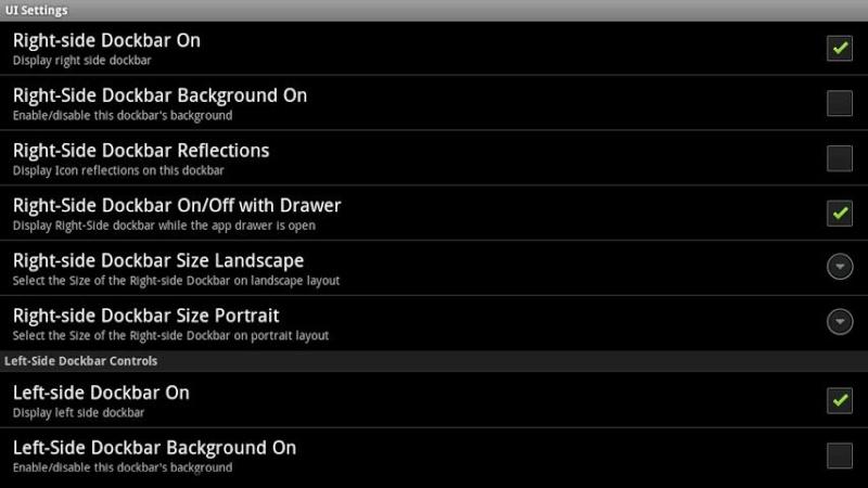 [LAUNCHER] VTL.LAUNCHER : Interface alternative optimisée pour tablette [Payant] Vtl310