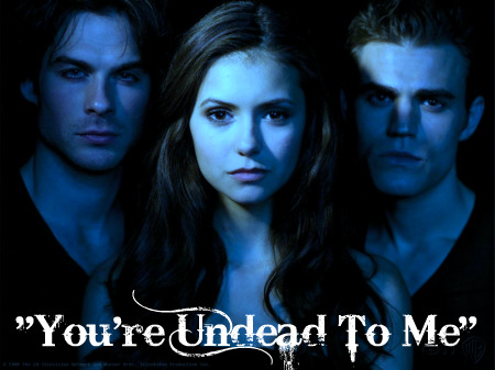 You´re Undead me - Beautiful Vampire Diaries Vampir11