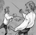 Delegittimazione delle prossime azioni Duello10