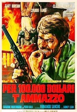Le Jour de la Haine - Per 100 000 dollari t'ammazzo - 1967 - Giovanni Fago Per_1010
