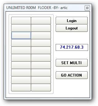 Unlimited Room Flooder 02063810