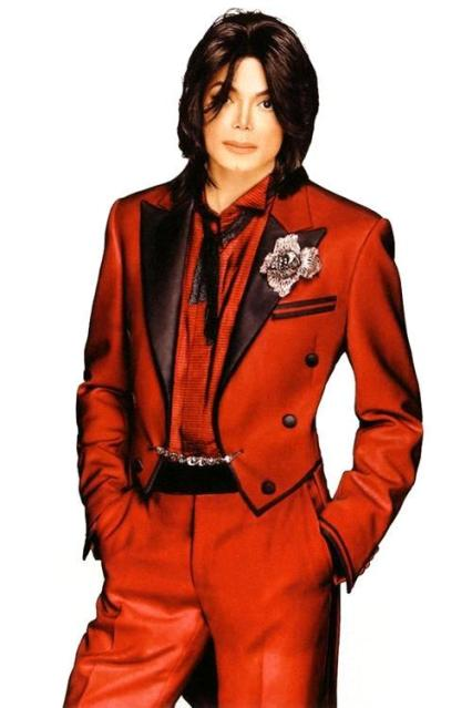 Michael Jackson in posa (anke come modello era bellissimo) - Pagina 6 Forum210