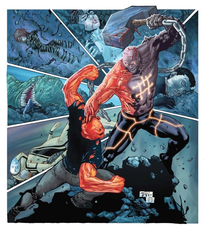 Avengers Academy #19 Avnaca13
