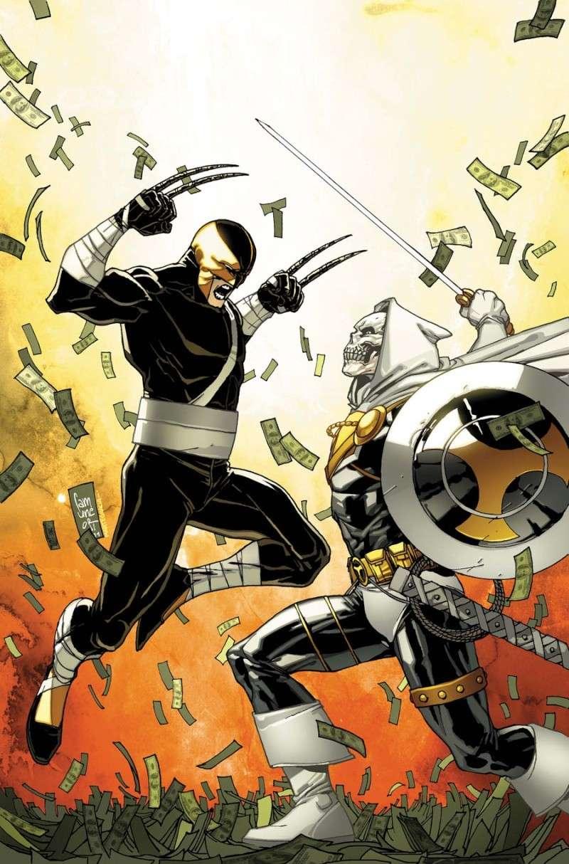Daken: Dark Wolverine #12 & #13 Daken010