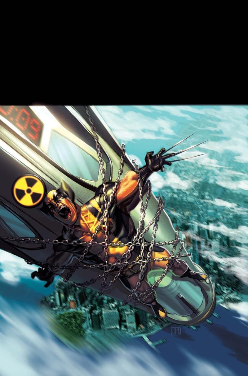 Fear Itself: Wolverine #3 (of 3) Fearit26