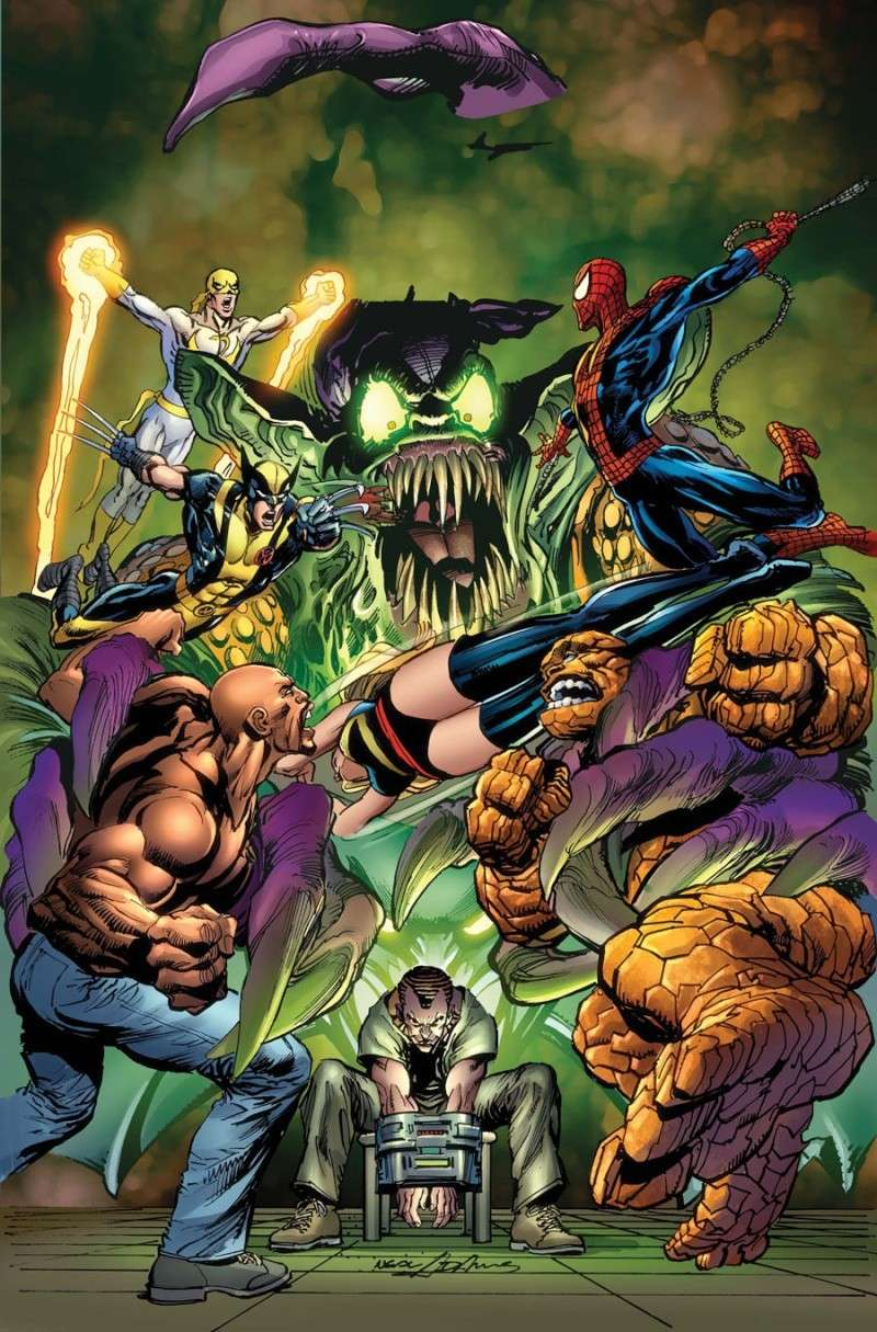 New Avengers #16.1 Newavn12