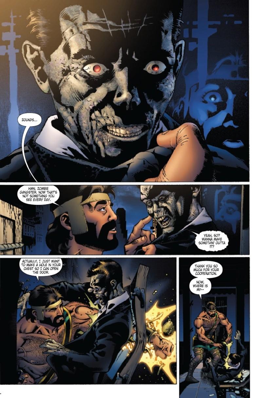 Wolverine/Hercules: Myths, Monsters & Mutants #3 (of 4) Prv85013