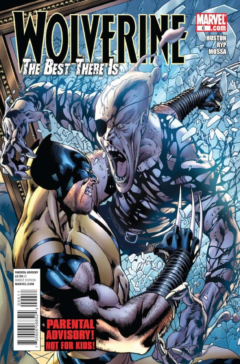 Wolverine: The Best There Is #5 Prv85015