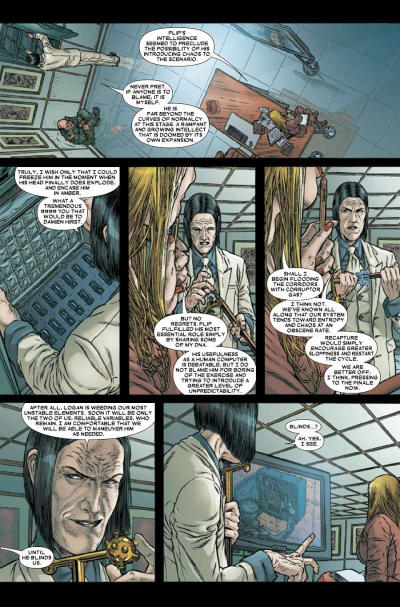 Wolverine: The Best There Is #5 Prv85017
