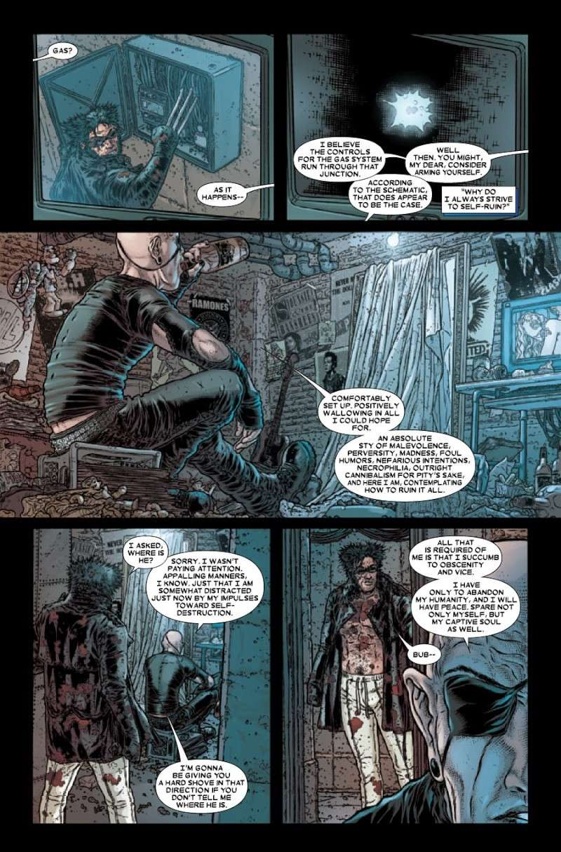 Wolverine: The Best There Is #5 Prv85018