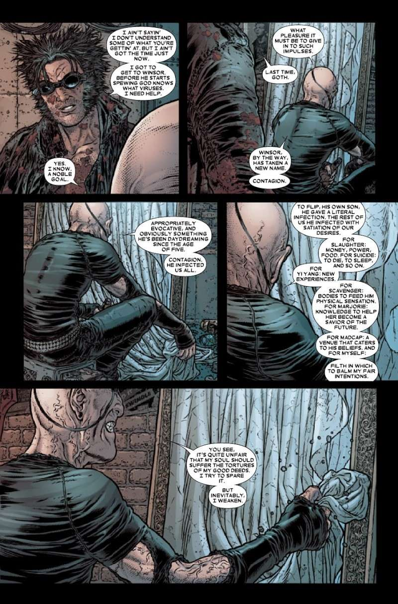 Wolverine: The Best There Is #5 Prv85019
