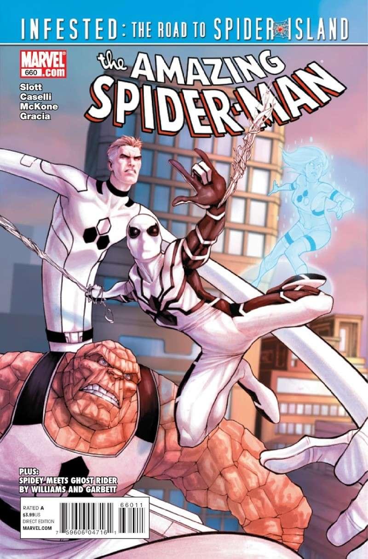Amazing Spider-Man #660 Prv85610