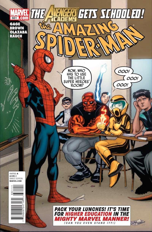 Amazing Spider-Man #661 Prv86510