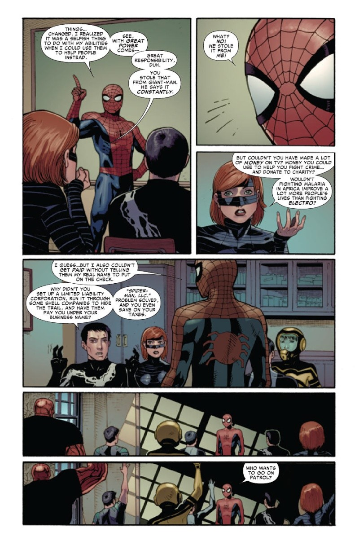 Amazing Spider-Man #661 Prv86516
