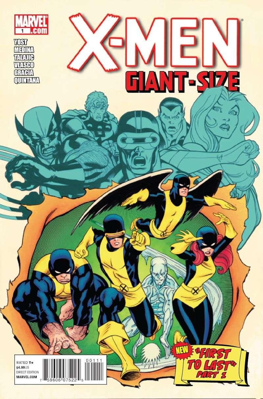 X-Men Giant Size #1 Prv86710