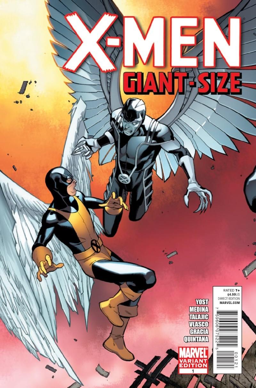 X-Men Giant Size #1 Prv86711