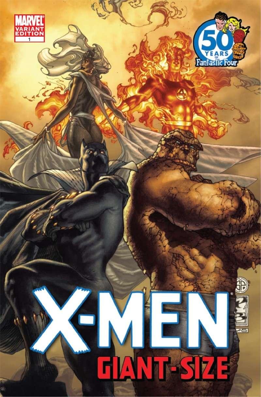 X-Men Giant Size #1 Prv86712