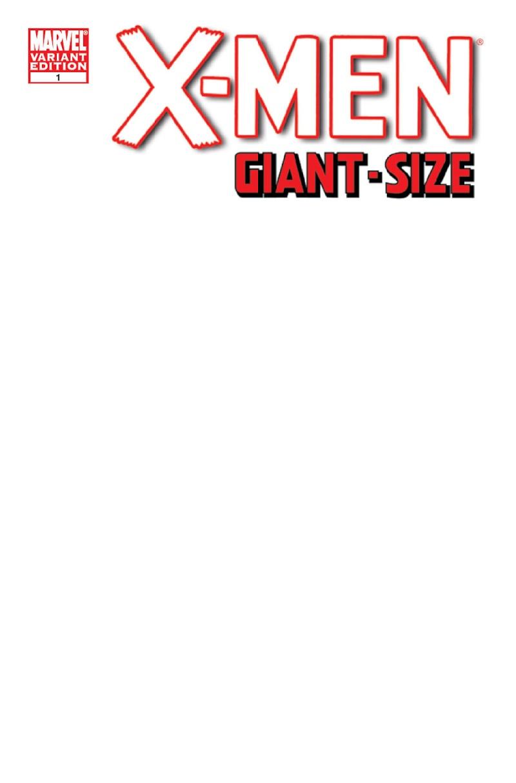 X-Men Giant Size #1 Prv86713