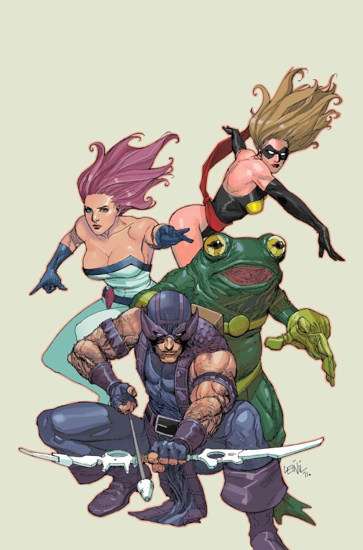 Spider Island: Avengers #1 Smiavn10