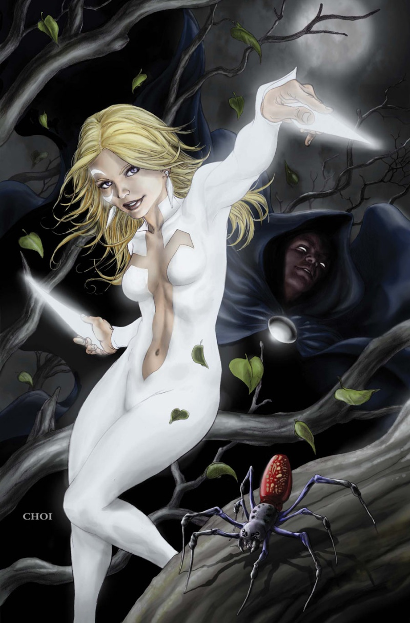 Spider Island: Cloack and Dagger #1 (of 3) Smicd010