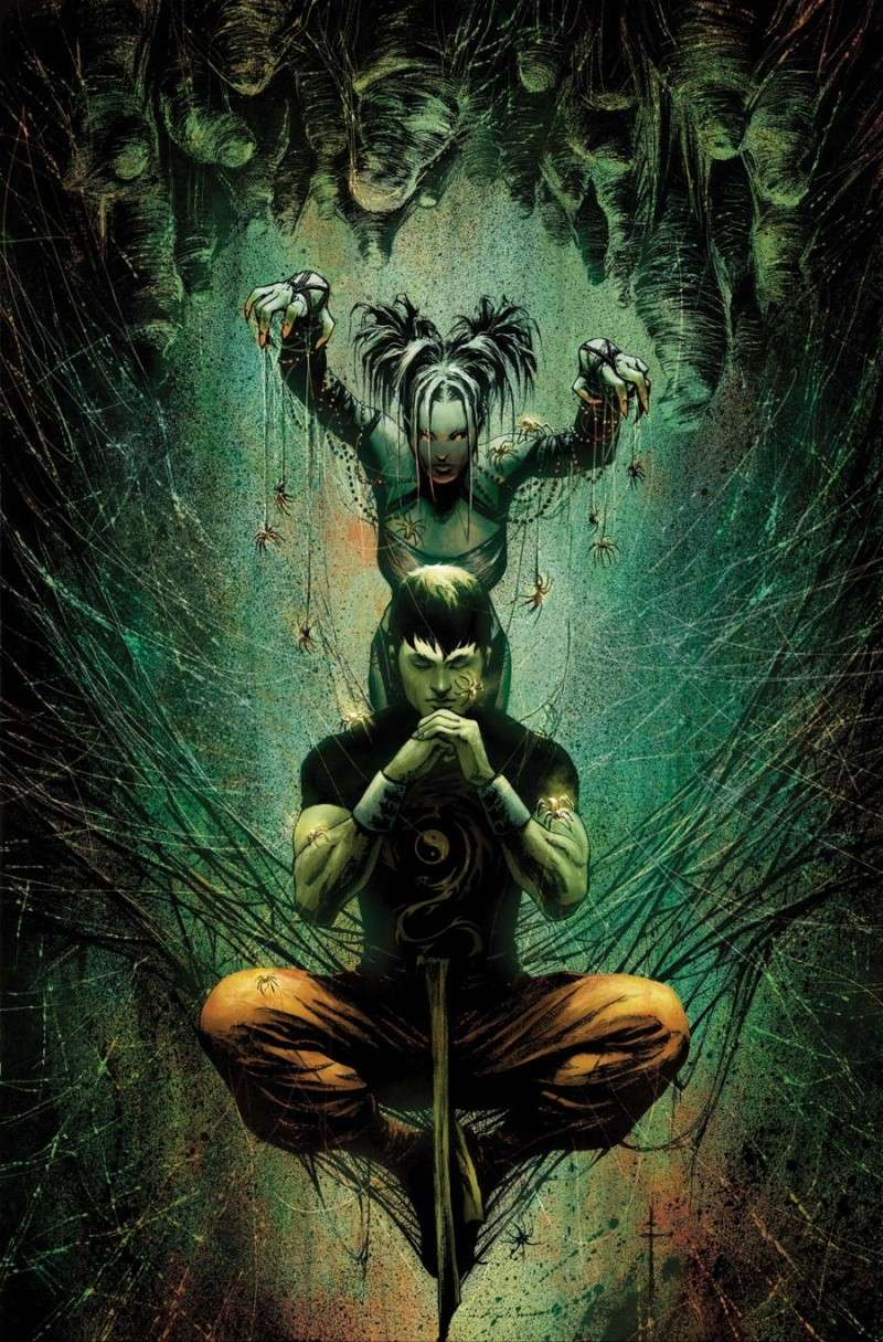Spider Island: Deadly Hands of Kung Fu #2 (of 3) Smikfu11
