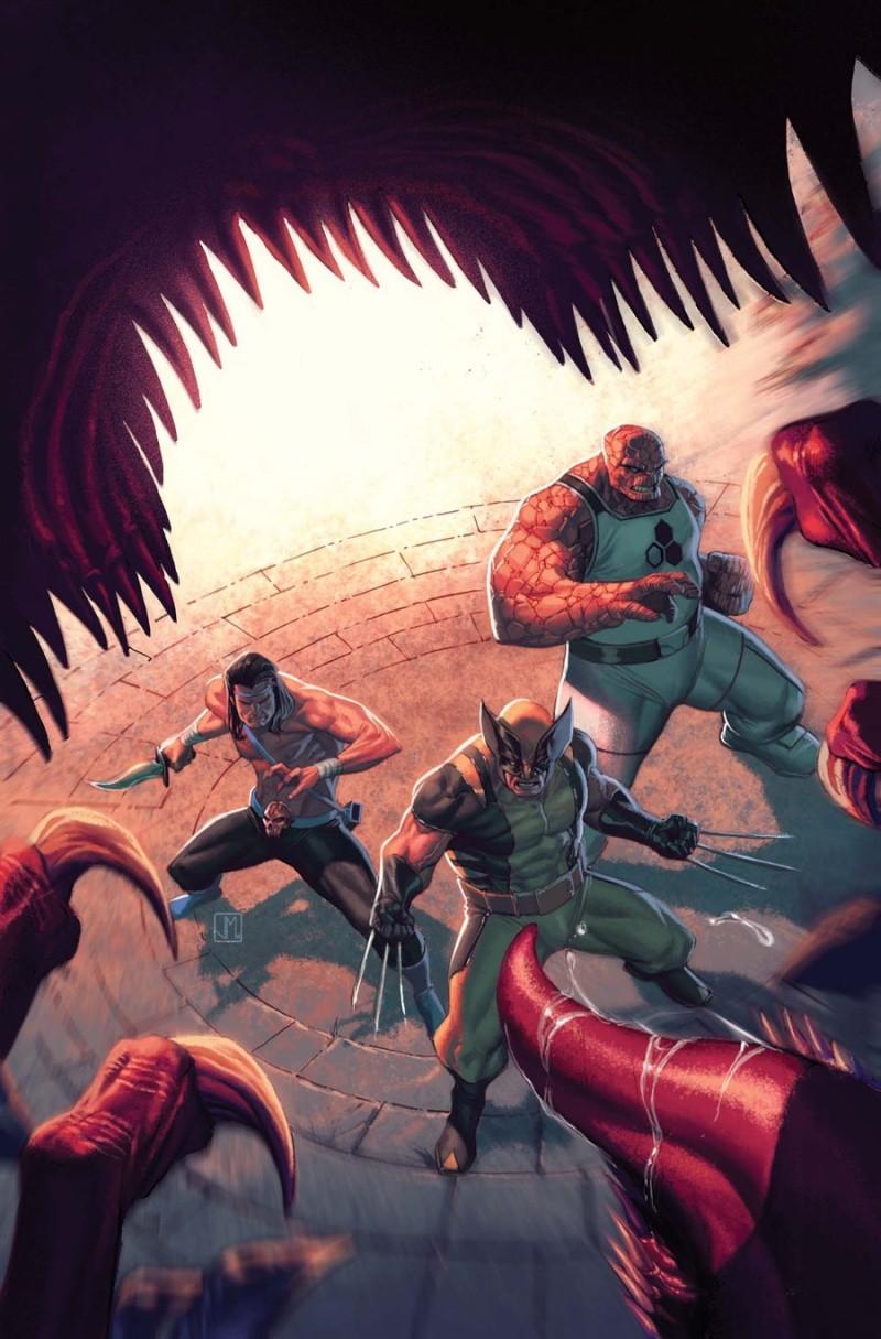 X-Men #17 & #18 Xmenv211