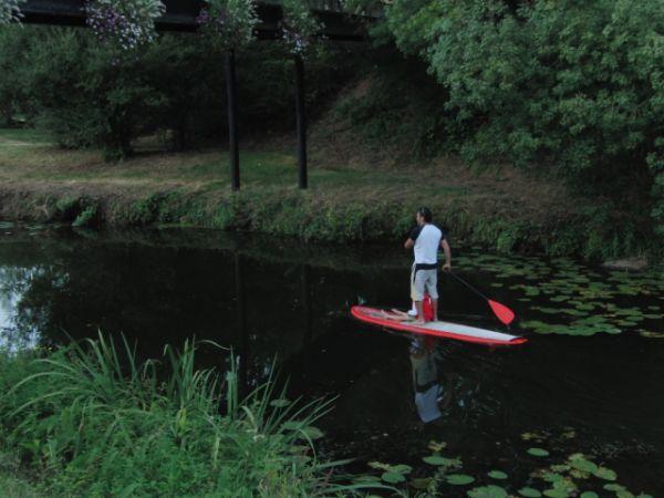 Vendée : SUP en Lac / Marais / Riviére 0210