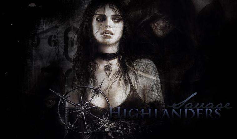 Savage Highlander