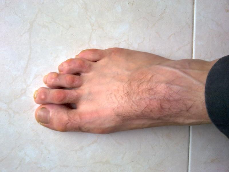 Chausson pour pieds grec!! 23092011