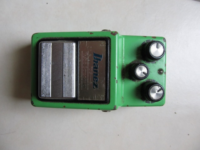 VENDUE! IBANEZ TS9 originale de 1982-85 150 Euros Img_1210